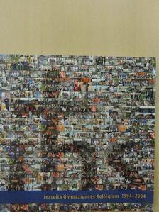 Ádám atya - Fényi Gyula Miskolci Jezsuita Gimnázium és Kollégium X. jubileumi évkönyve 1994-2004 [antikvár]