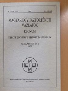 Baán István - Magyar Egyháztörténeti Vázlatok 1997/1-2. [antikvár]