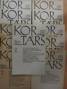 B. Lőrinczy Éva - Kortárs 1987. (nem teljes évfolyam) [antikvár]