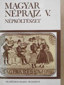 Banó István - Magyar néprajz V. [antikvár]