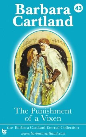 Barbara Cartland - The Punishment of a Vixen [eKönyv: epub, mobi]