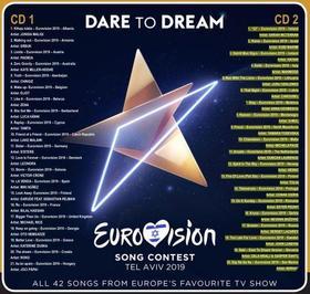 EUROVISION SONG 2019 - 2 CD