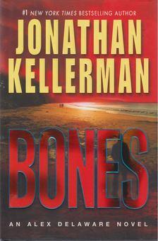Jonathan Kellerman - Bones [antikvár]