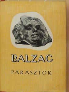 Balzac - Parasztok [antikvár]