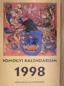 Borsa Iván - Somogyi Kalendárium 1998 [antikvár]