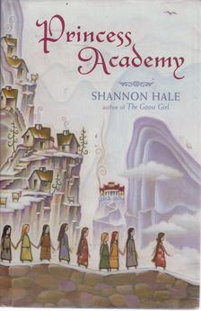 Shannon Hale - Princess Academy [antikvár]