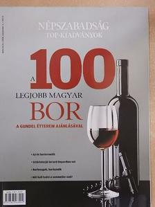 A 100 legjobb magyar bor [antikvár]