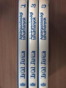 Erdei Ferenc - Agrárgazdasági tanulmányok 1-3. [antikvár]