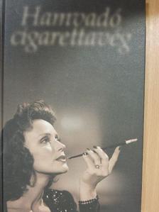 Bacsó Péter - Hamvadó cigarettavég - CD-vel [antikvár]
