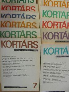 Bárány Tamás - Kortárs 1982. január-december [antikvár]
