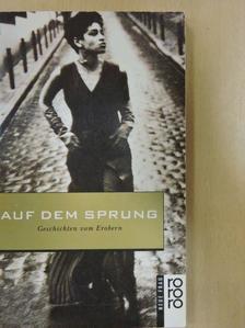 Annegret Held - Auf dem Sprung [antikvár]