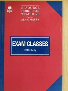 Peter May - Exam Classes [antikvár]
