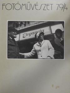 Albertini Béla - Fotóművészet 1979/4. [antikvár]