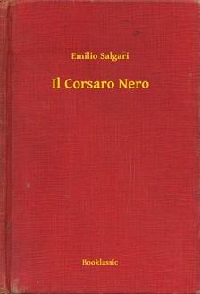 Emilio Salgari - Il Corsaro Nero [eKönyv: epub, mobi]