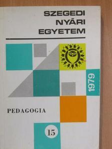 Dr. Ballér Endre - Szegedi Nyári Egyetem 1979 [antikvár]