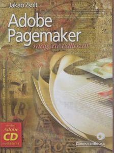 Jakab Zsolt - Adobe Pagemaker [antikvár]