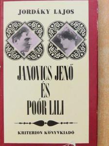Jordáky Lajos - Janovics Jenő és Poór Lili [antikvár]
