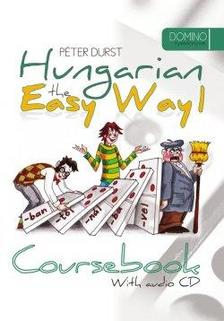 DURST, PETER - Hungarian the Easy Way 1. - Coursebook with audio CD and Workbook