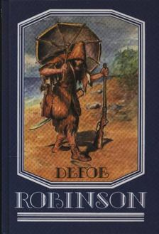 Daniel Defoe - Robinson [antikvár]