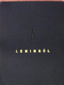 Albert R. Williams - Leninről [antikvár]