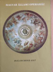 Körtvélyes Géza - Balanchine-est [antikvár]