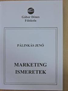 Dr. Pálinkás Jenő - Marketing ismeretek [antikvár]
