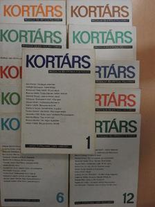 B. Lőrinczy Éva - Kortárs 1983. (nem teljes évfolyam) [antikvár]