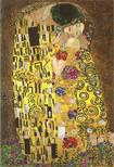 Pannónia Nyomda Zrt. - Gustav Klimt képeslap - Der Kuss/Csók 1907/08