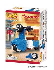 LaQ - Hamacron Constructor MINI SCOOTER (39 db)