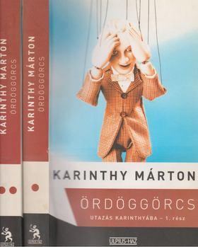 Karinthy Márton - Ördöggörcs I-II. [antikvár]