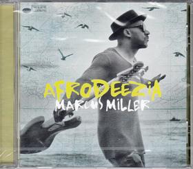 AFRODEEZIA CD MARCUS MILLER