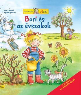 Liane Schneider - Bori és az évszakok - Barátnőm, Bori