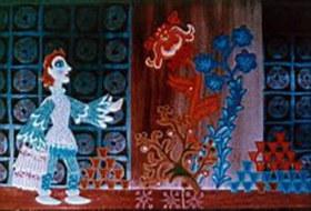 A papucsszaggató királykisasszonyok - Diafilm