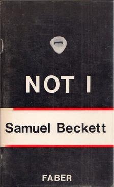Samuel Beckett - Not I [antikvár]