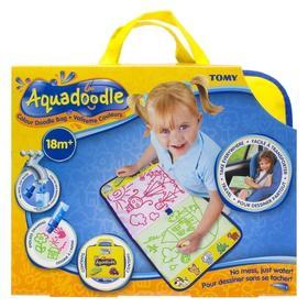 Tomy Aquadoodle - Hordozható táska rajzkészlet