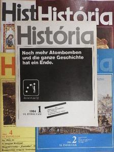 Ádám Magda - História 1984/1-6. [antikvár]