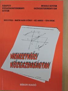 Boch Gyula - Nemzetközi közgazdaságtan [antikvár]