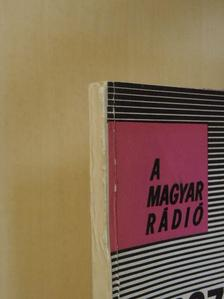 Boros Attila - A Magyar Rádió módszertani értesítője 1968. június [antikvár]
