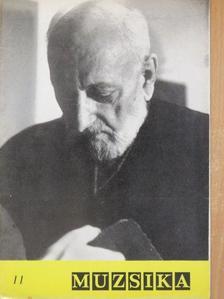 Abody Béla - Muzsika 1965. november [antikvár]