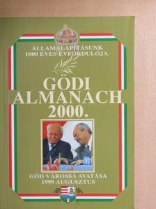 Angyal Lukács - Gödi almanach 2000 [antikvár]