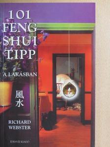 Richard Webster - 101 Feng shui tipp a lakásban [antikvár]