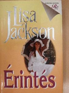 Lisa Jackson - Érintés [antikvár]