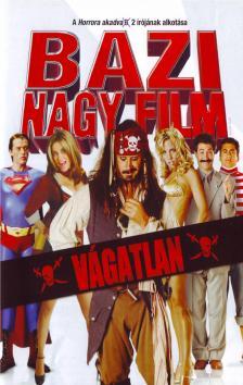 BAZI NAGY FILM - VÁGATLAN - DVD -