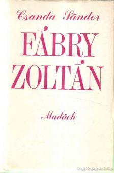 Csanda Sándor - Fábry Zoltán [antikvár]