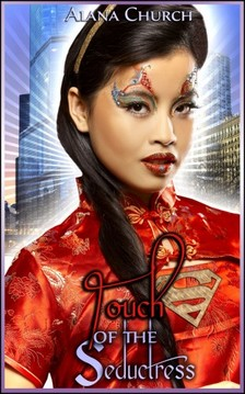 Church Alana - Touch Of The Seductress [eKönyv: epub, mobi]