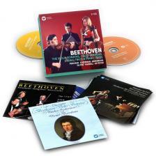 BEETHOVEN - THE VIOLIN SONATAS, CELLO SONATAS, STRING TRIOS & PIANO TRIOS 11CD PERLMAN, ZUKERMANN...