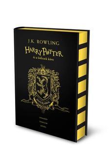 J. K. Rowling - Harry Potter és a bölcsek köve - Hugrabugos kiadás