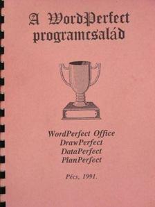 Fehér Péter - A WordPerfect programcsalád [antikvár]