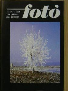 Balogh Ferenc - Fotó 1986. január [antikvár]