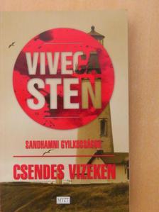 Viveca Sten - Csendes vizeken [antikvár]
